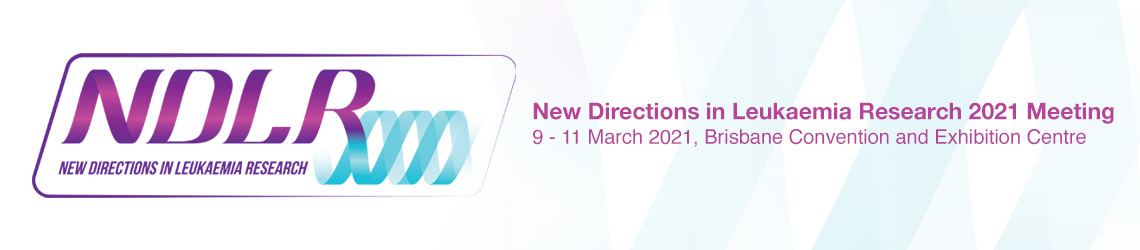 NDLR 2021 - New Directions in Leukaemia Research 2021 Meeting